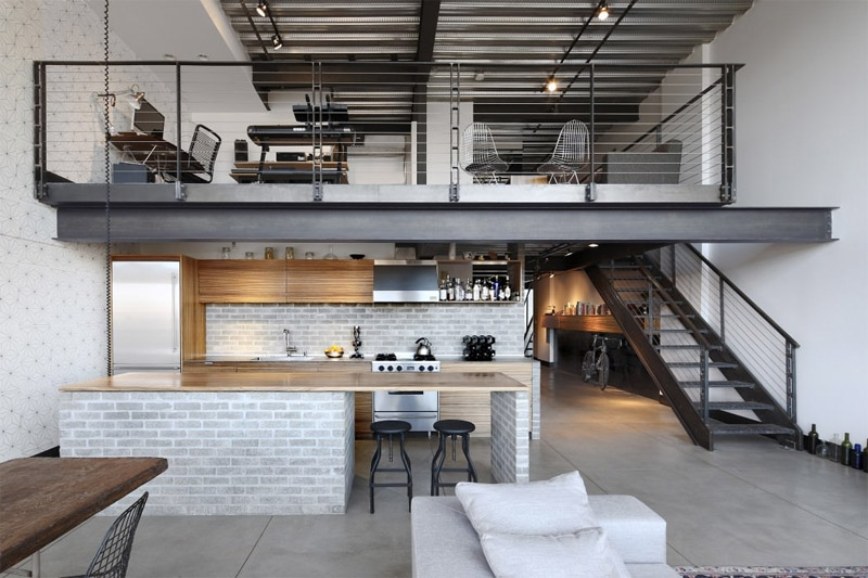 Industrial Living Room Meaning