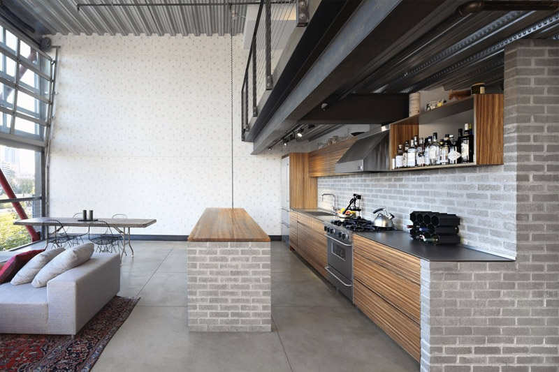 Industrial Definition For A Loft Apartment