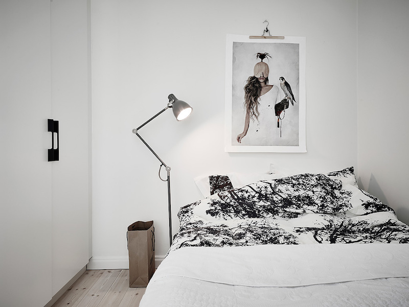 scandinavian-studio-apartment-bedroom