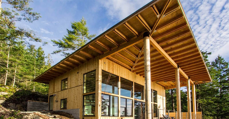 Fabulous Orcas Island Cabin By Johnston Architects Download Free Architecture Designs Scobabritishbridgeorg