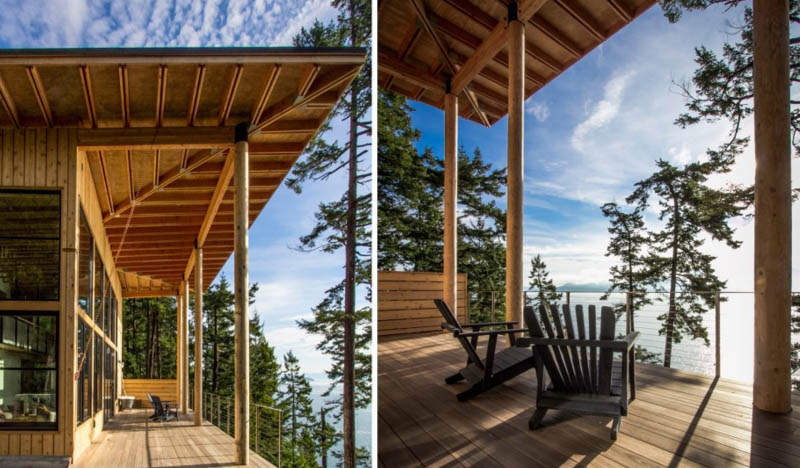 Surprising Orcas Island Cabin By Johnston Architects Download Free Architecture Designs Scobabritishbridgeorg