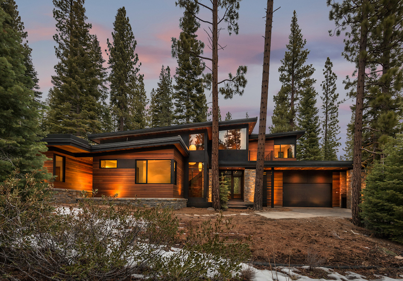 Martis camp home by sagemodern for Contemporary houses for sale in nj