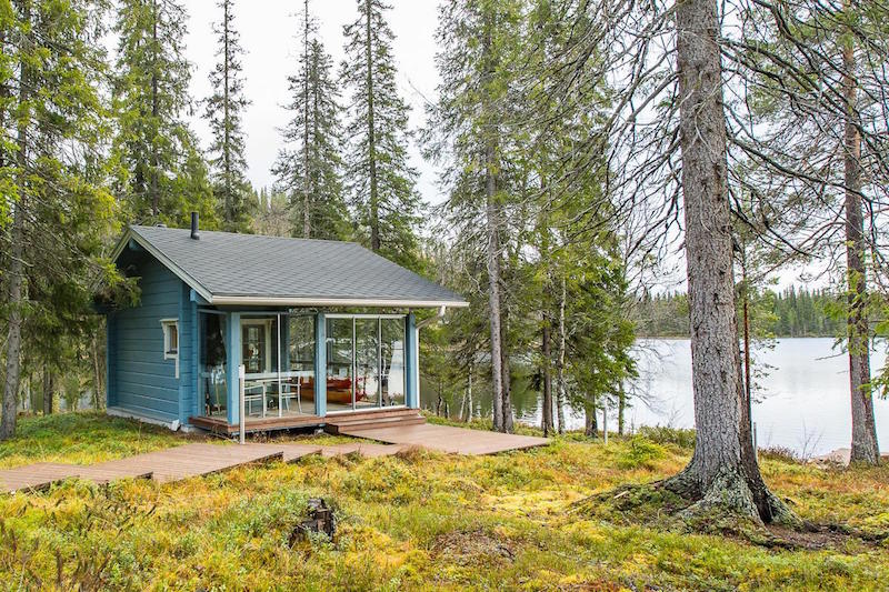 Summer house in Finland