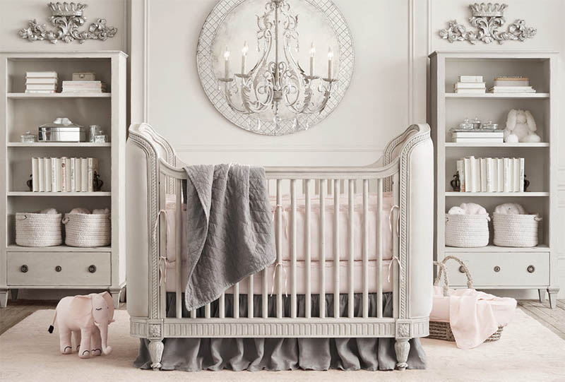 Beautiful Baby Room And Nursery Design Styles By RH