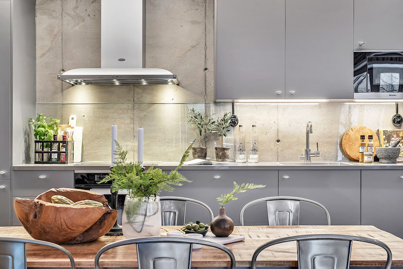 kitchen-industrial-style-apartment
