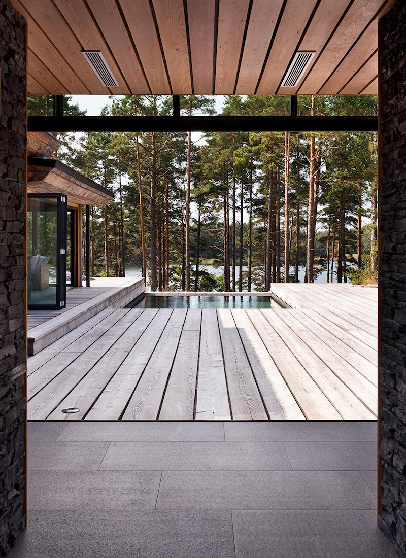 Villa Korsholmen By Joarc Architects