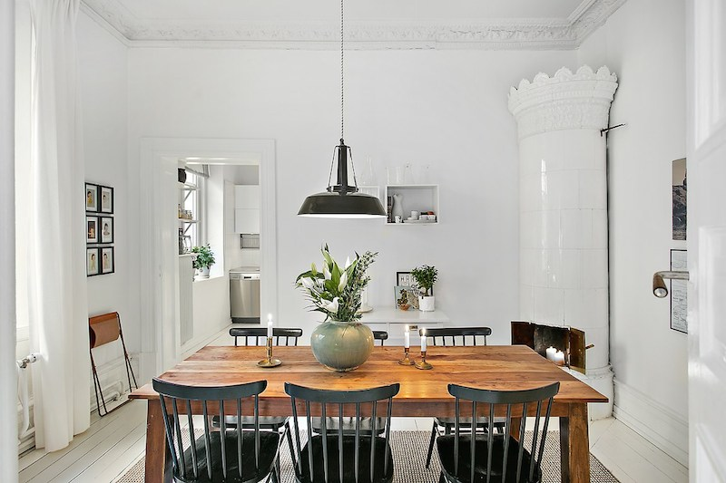 diningroom-scandinavian-apartment