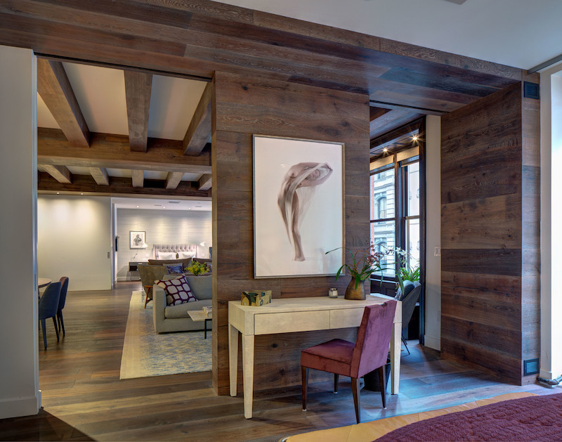 wood-paneling-union-square-loft