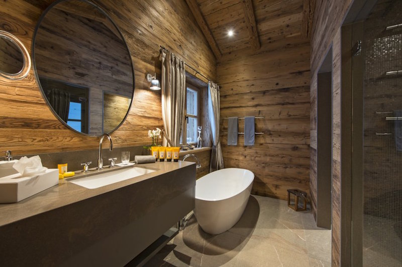 Luxury Chalet Uberhaus In Lech