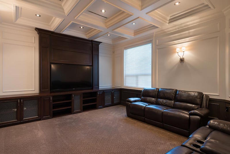 cinema-room-dakota-homes-sunnymede