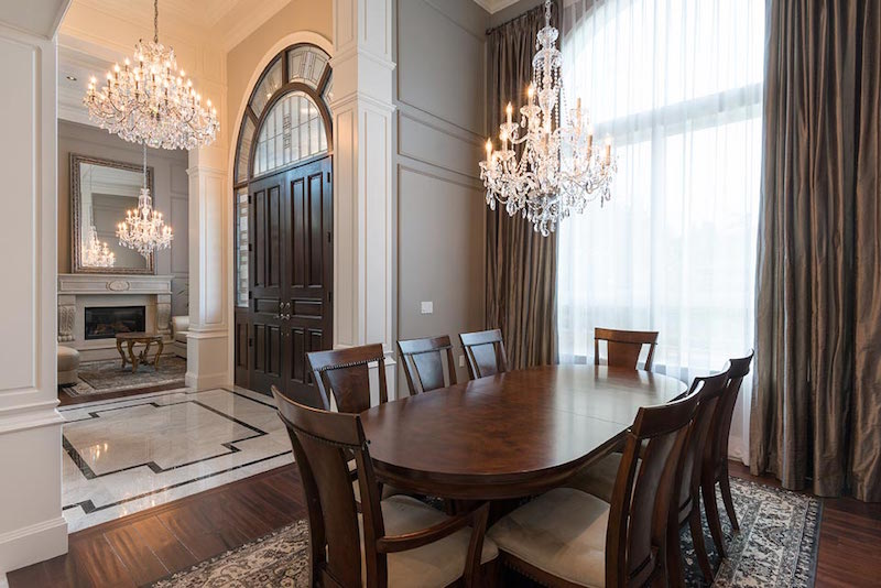 dining-room-dakota-homes-sunnymede