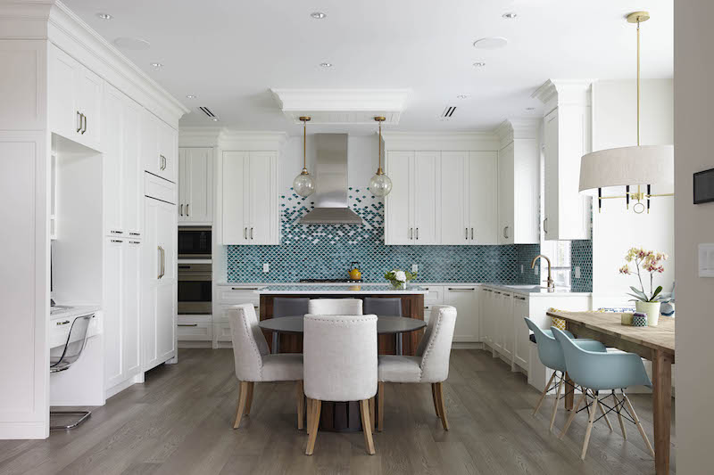 Personal Style Family Friendly Home By Mak Interiors