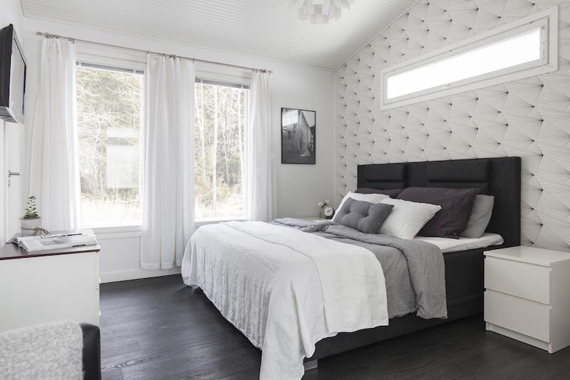 scandinavian-black-and-white-design-decor-bedroom-3d-wallpaper