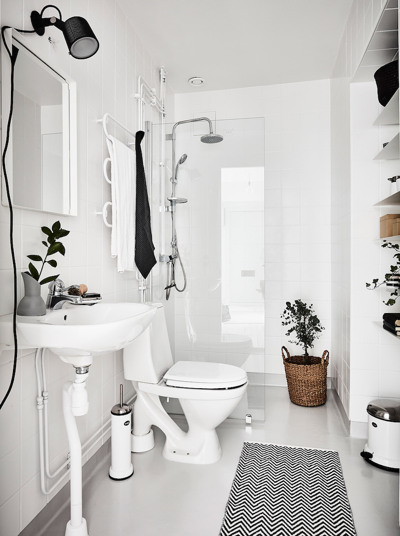 contrast-with-white-decor-style-bathroom