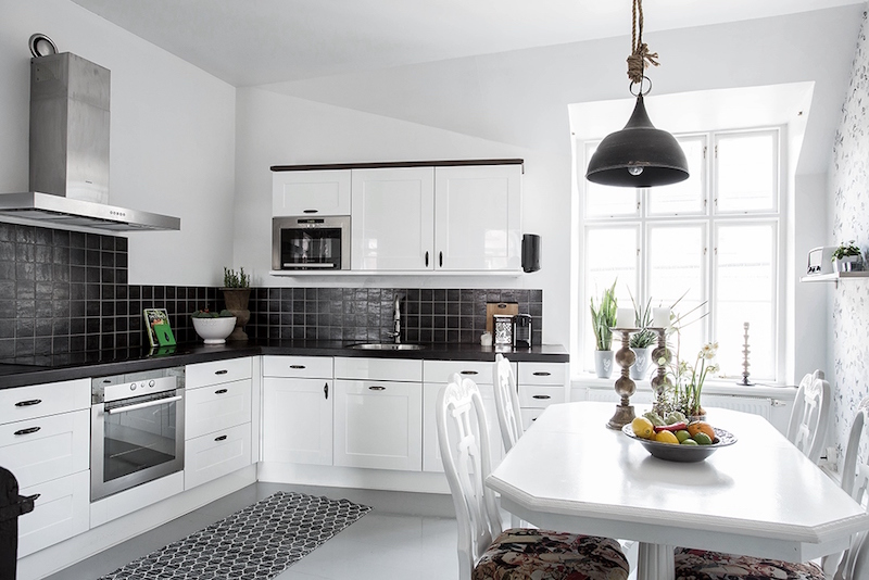 ... Scandinavian Home Kitchen Design ... Part 59