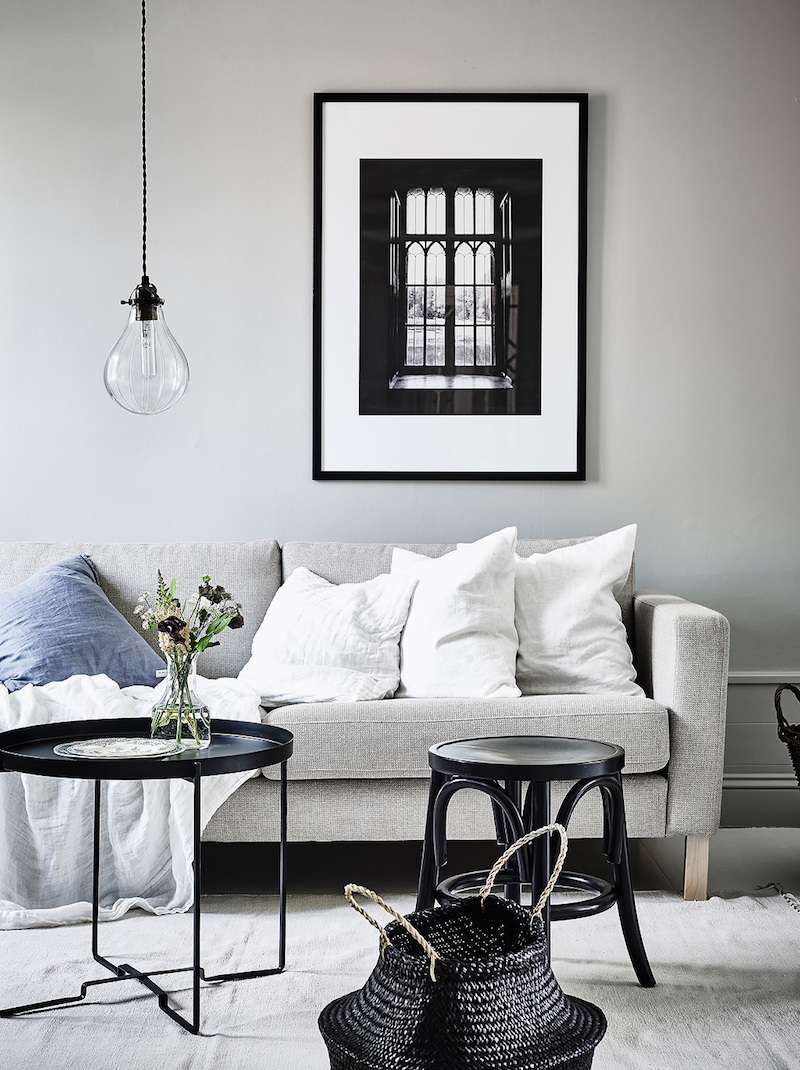 Mixing different interior design styles together for Decoration 50 nuances de grey
