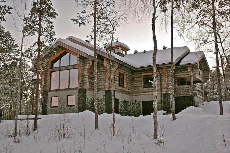 lapland-villa-winter