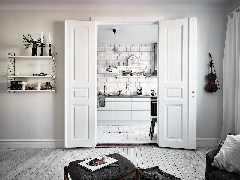 Home Decor In Scandinavia Doubledoors