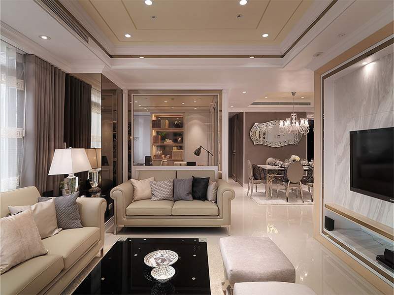 Chic Apartment With Aesthetics Luxury