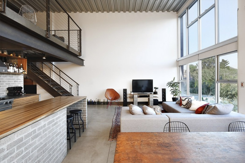 industrial-loft-apartment-2 | Hall of Homes