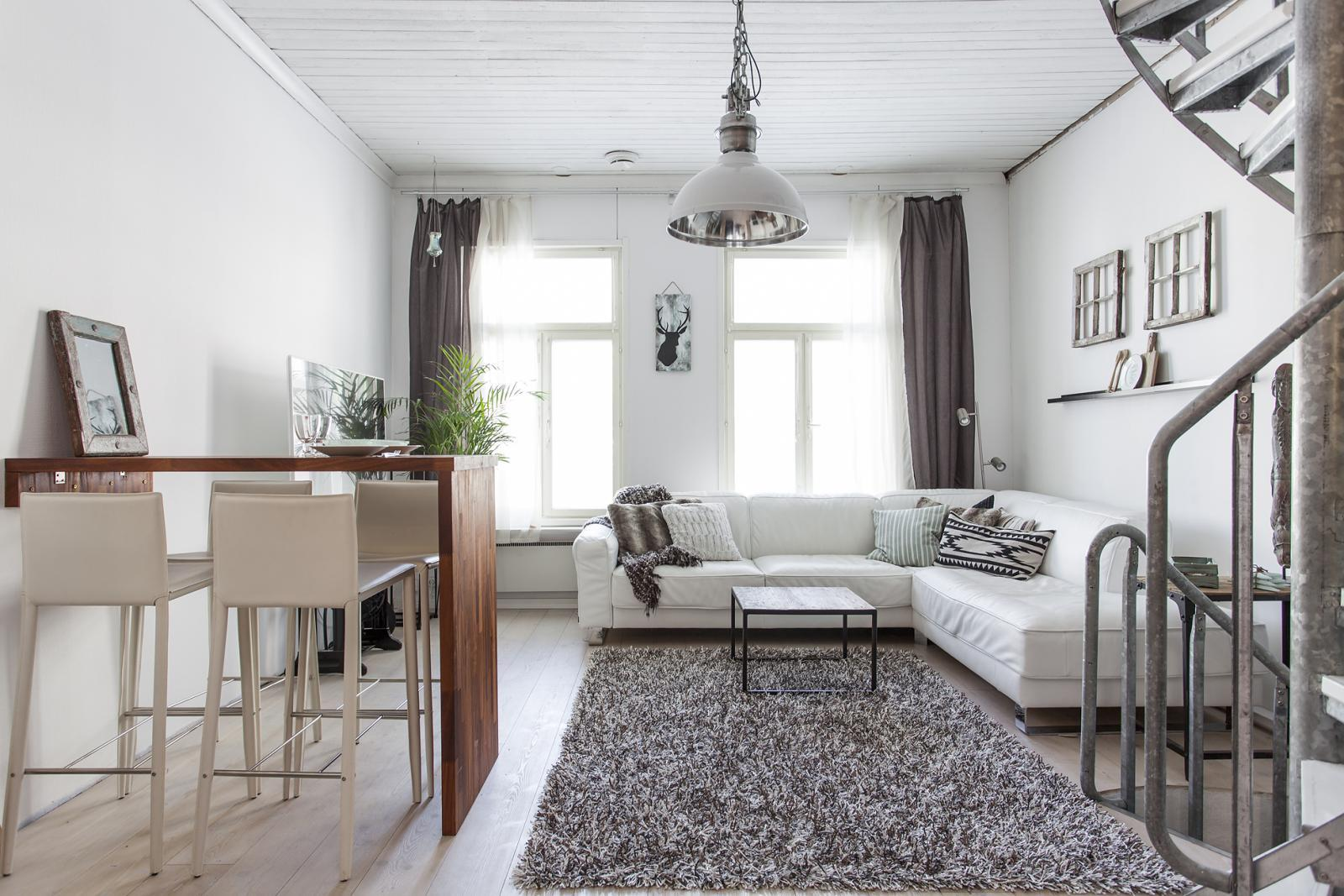 Personal Apartment In Old Wooden House 5