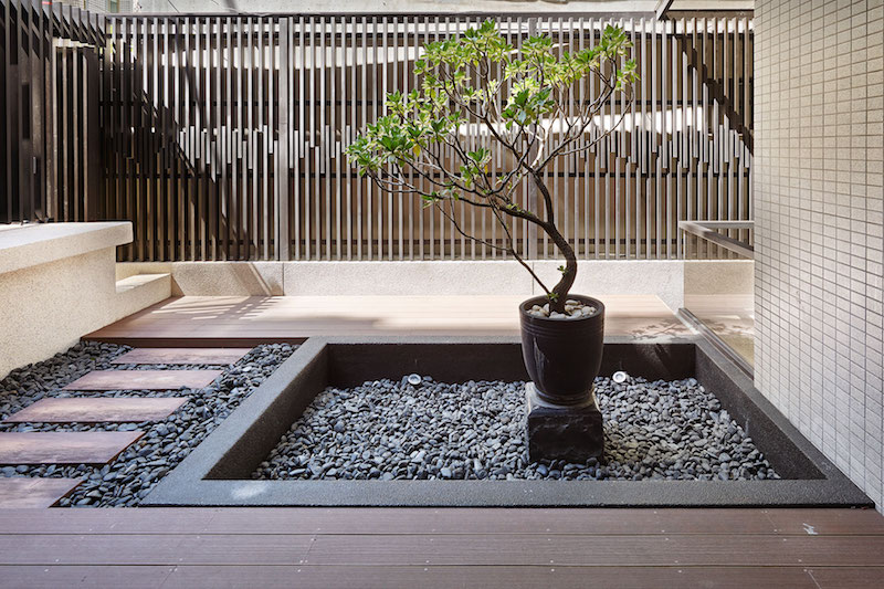 Taipei Home Yu Ya Ching Interior Design Zen