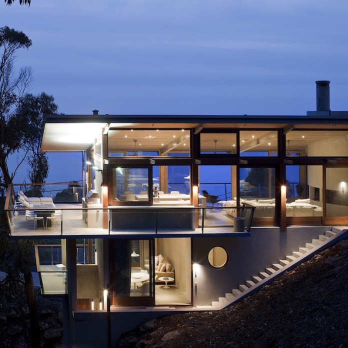 ocean house by rob mills architecture - Concrete House 2016