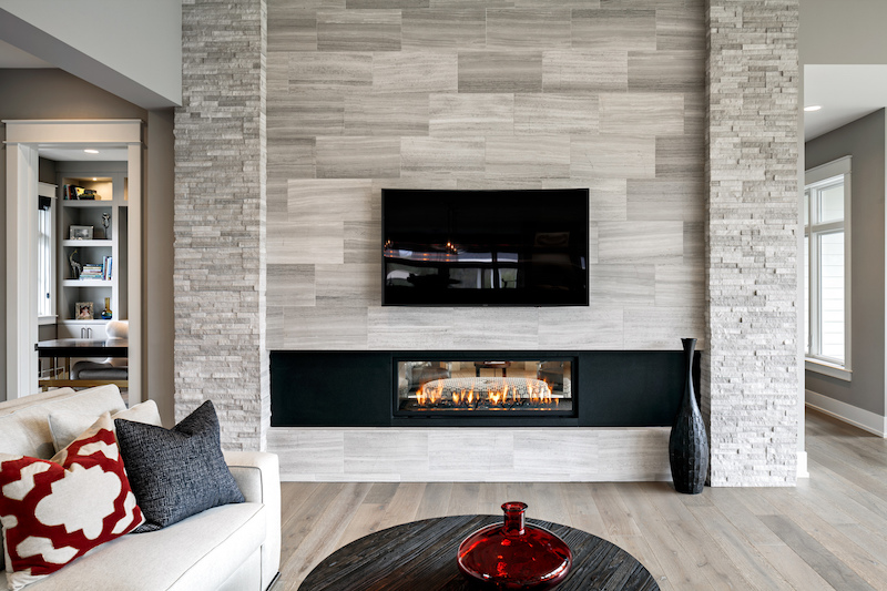 new arrival 9ac45 ee522 fireplace-tv-contemporary-lifestyle-cicero-visbeen ...