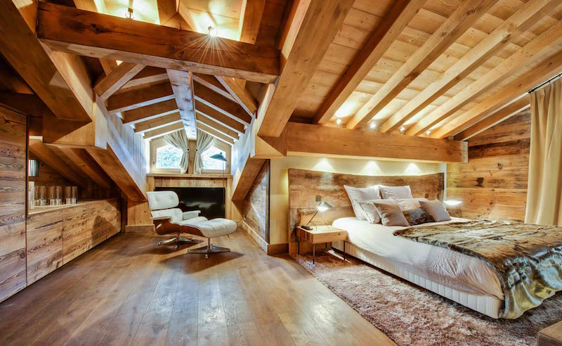 Luxury Chalet Maria In Courchevel