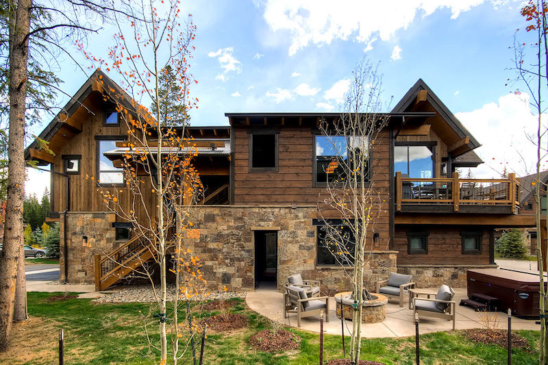 Highwoods At Shockhill Luxury Villa In Colorado