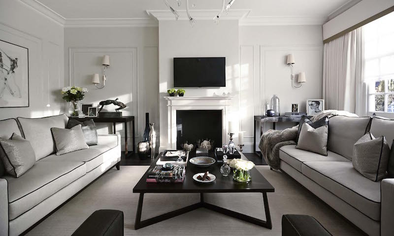 Apartment Renovation In A Victorian Building In Hampstead