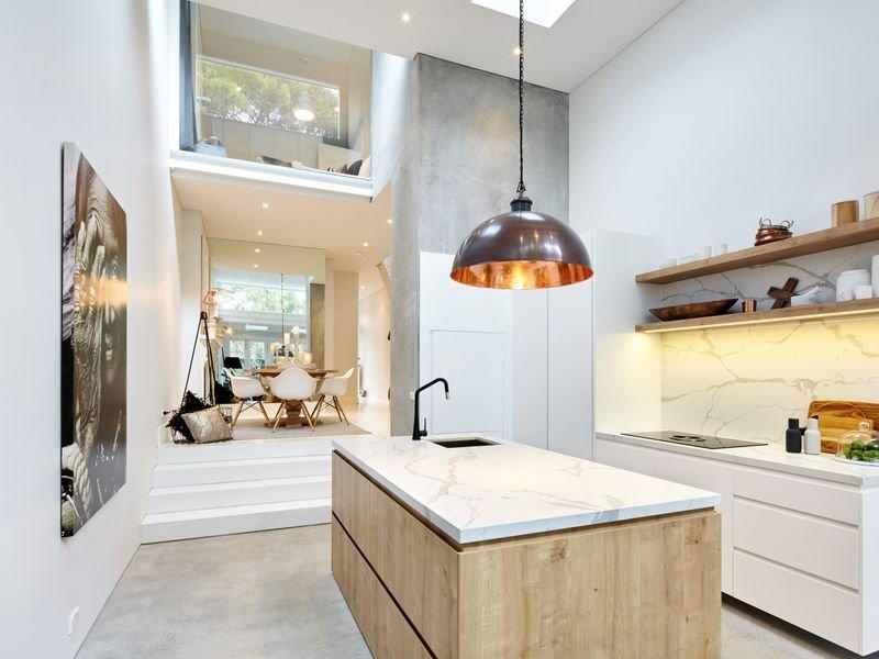 Vivid Apartment With Lots Of Light In A Sydney Home