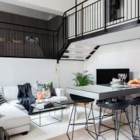 Compact aparment with style